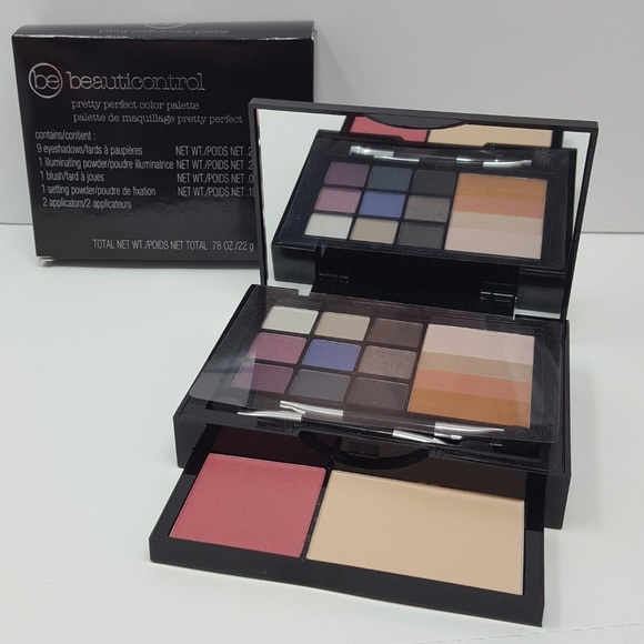 beauticontrol Other - Beauticontrol Pretty Perfect Color Palette